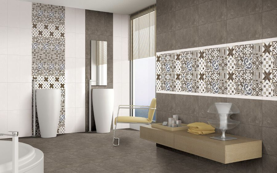 Make Over Your Kitchen Bathroom Living Space With Variety Of Porcelain Ceramic Stone Wood Bathroom Tile Designs Bathroom Wall Tile Design Wall Tiles Design