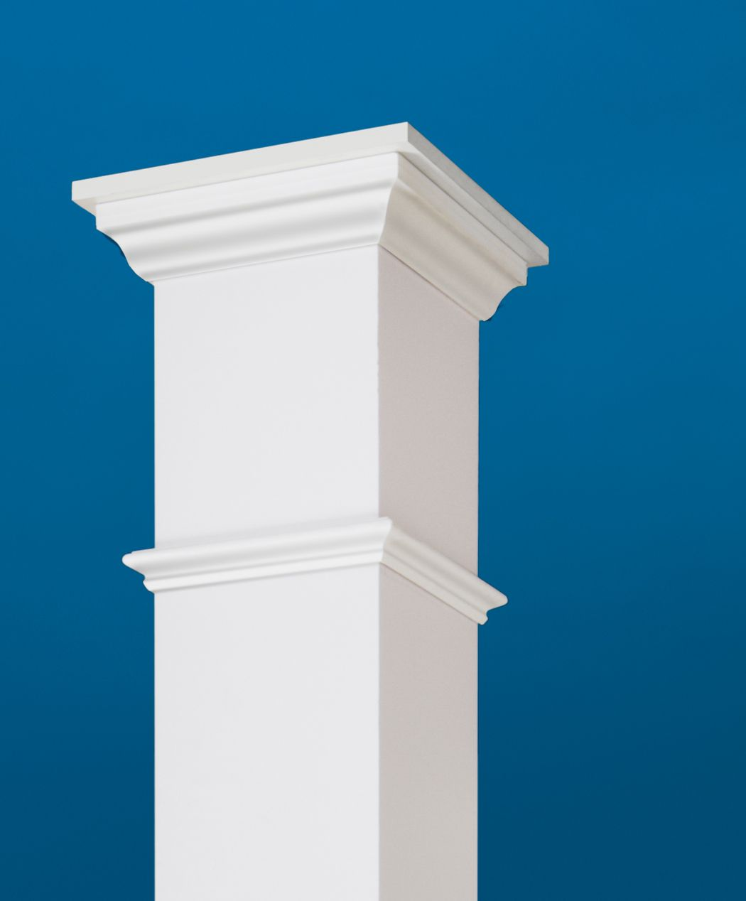 accessories vinyl railing sleeve p post colonial in rdi veranda porch x white columns
