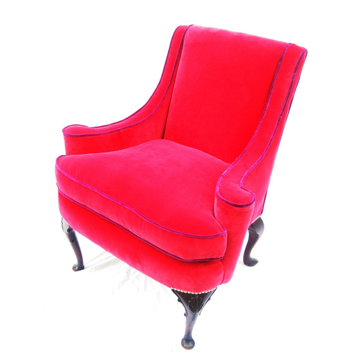 I want this soooo bad fab gigi wing chair home stuff