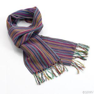 Scarves - Everyday Striped Scarf Fun!