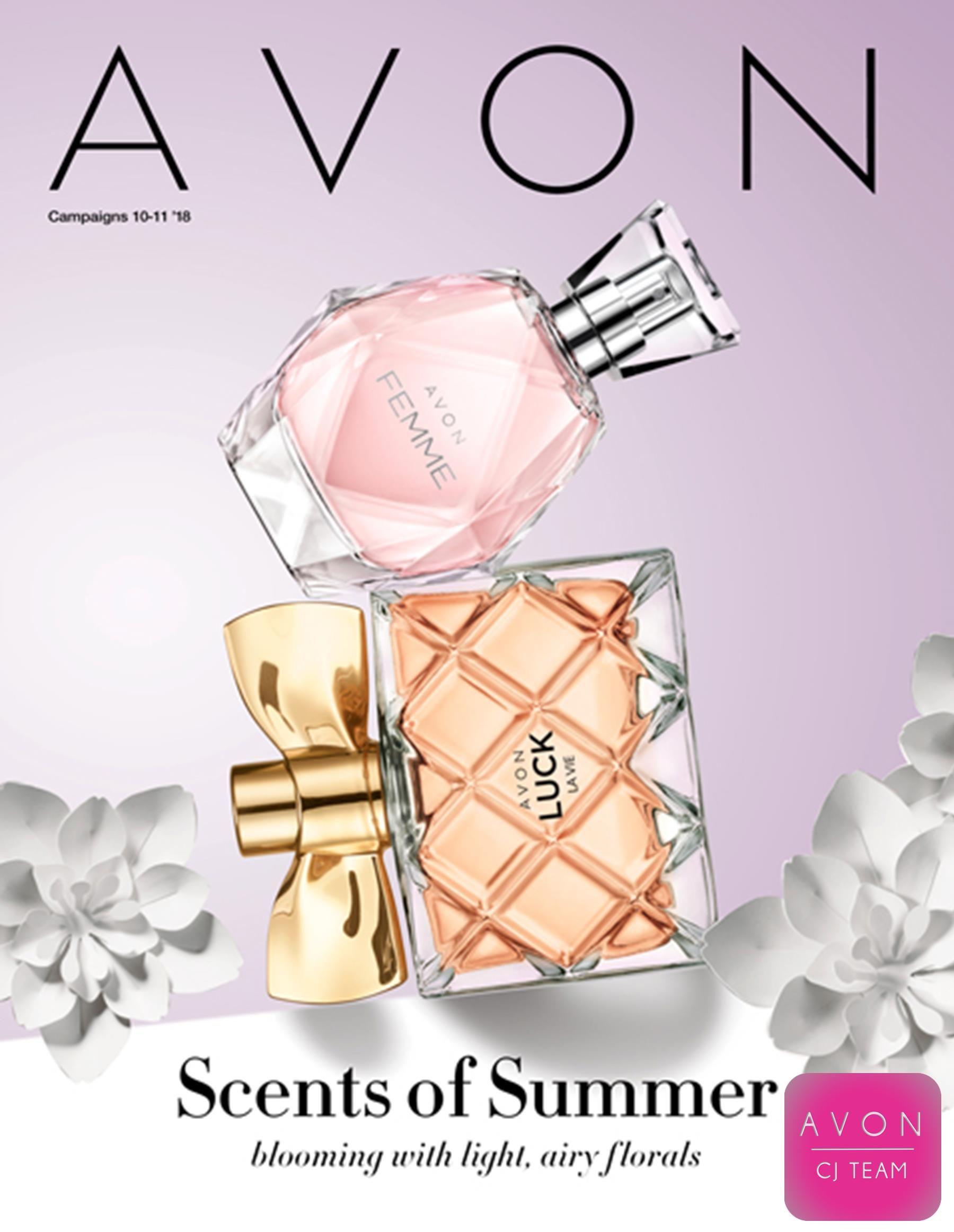 catalogue avon noel 2018 Avon Campaign 10/11, 2018   #Scents of Summer! #Avon Sales #Flyer  catalogue avon noel 2018