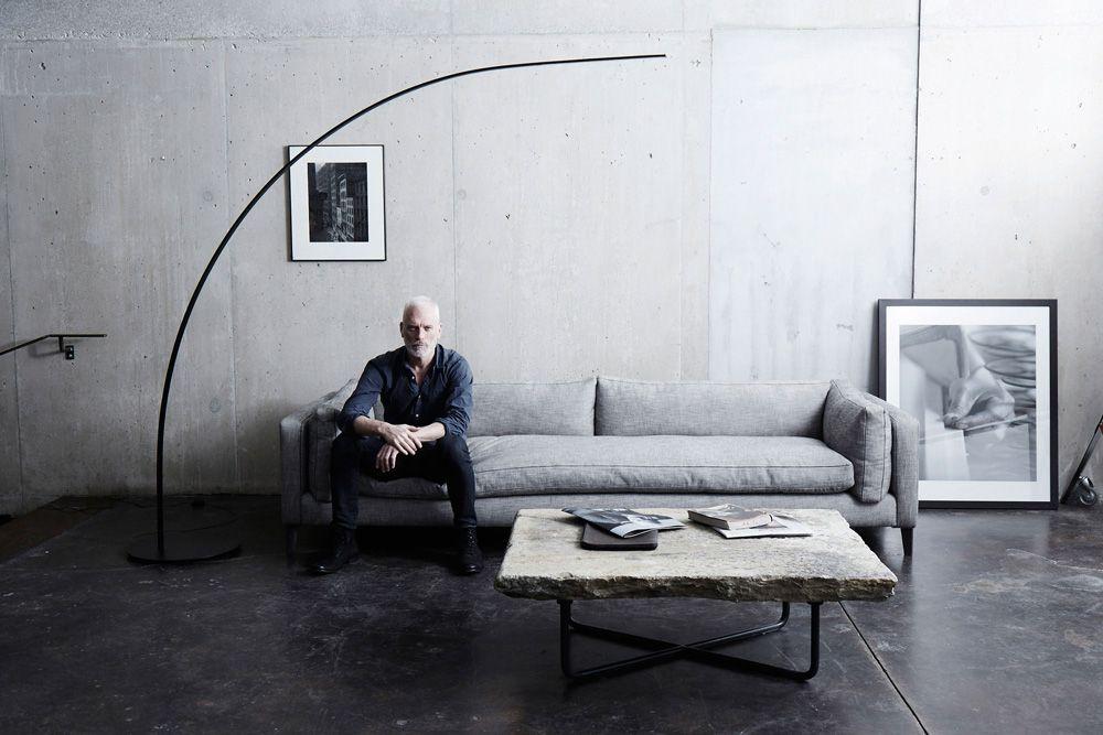 Pin von sofie quidenus auf sofas pinterest architektur - Betontisch wohnzimmer ...