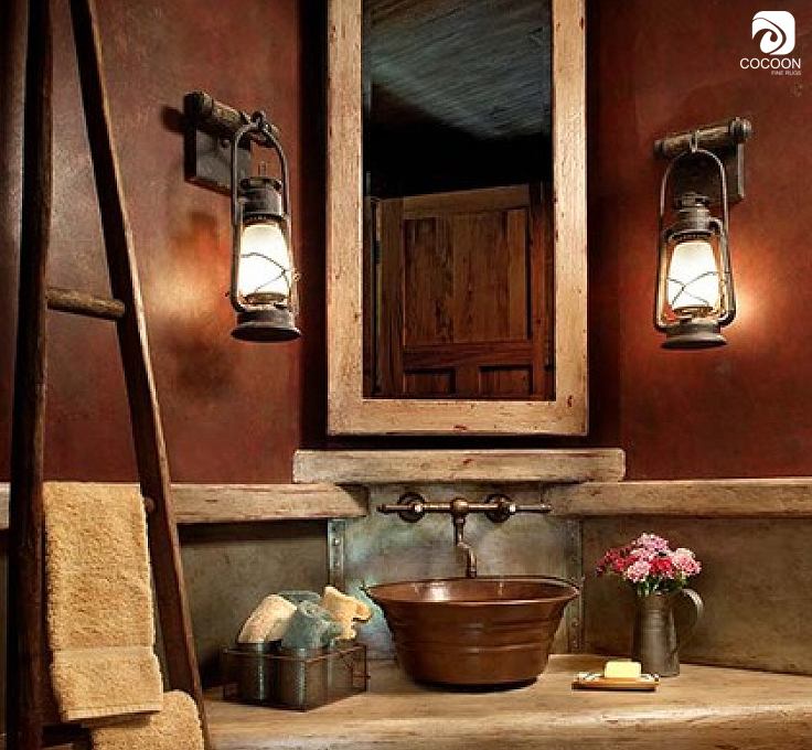 Rustic interiors have a sense of connection to the past that's hard to resist. They feel honest and unstudied and evoke a simpler time. Because they celebrate the art of re-purposing, they provide a wonderful showcase for ingenuity. In a world where so much is virtual, rustic style is boldly, blatantly real.