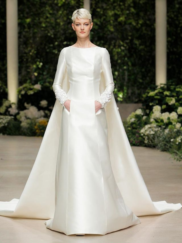 Directional Yet Demure Clothing For The Cool Modern Woman: See Atelier Pronovias Wedding Dresses From Bridal Fashion