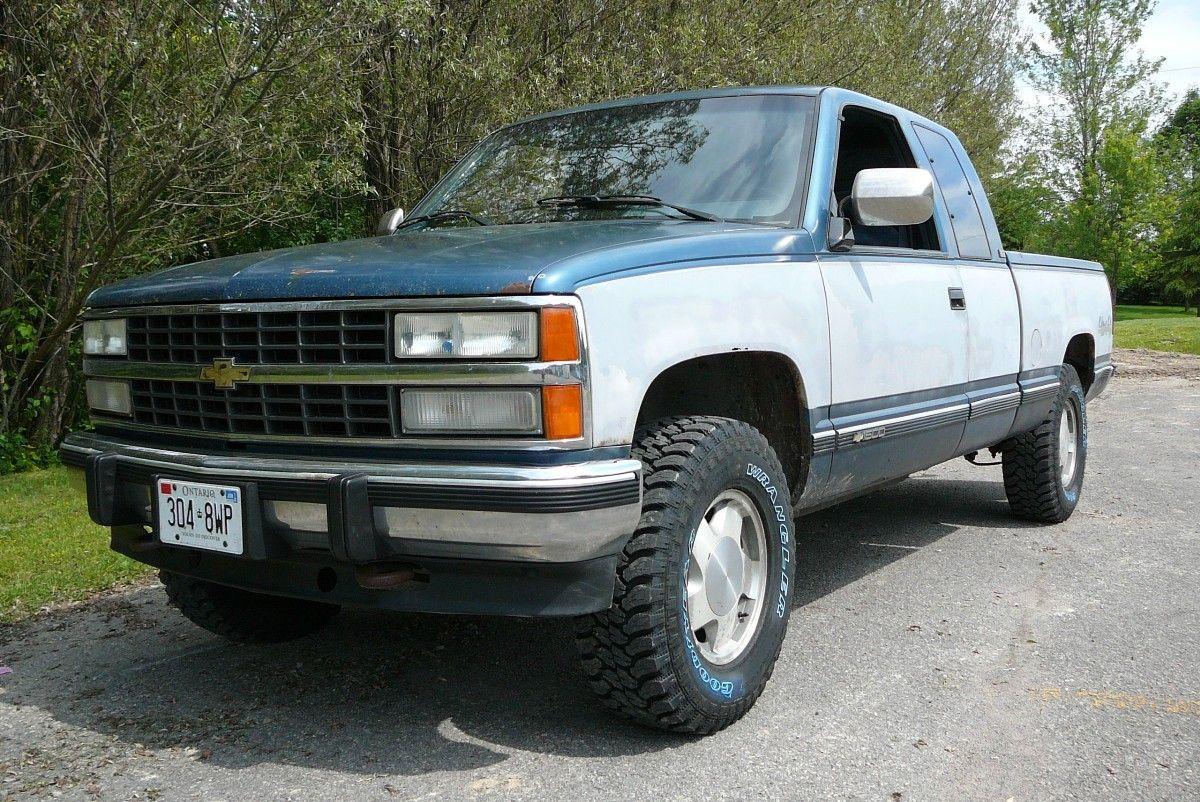 Silverado 1992 chevy silverado parts : 1992 chevy | Pics Photos - 1992 Chevrolet Silverado 1500 Regular ...