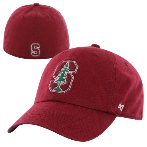 39a7743a734 Stanford Cardinal Fitted Hat