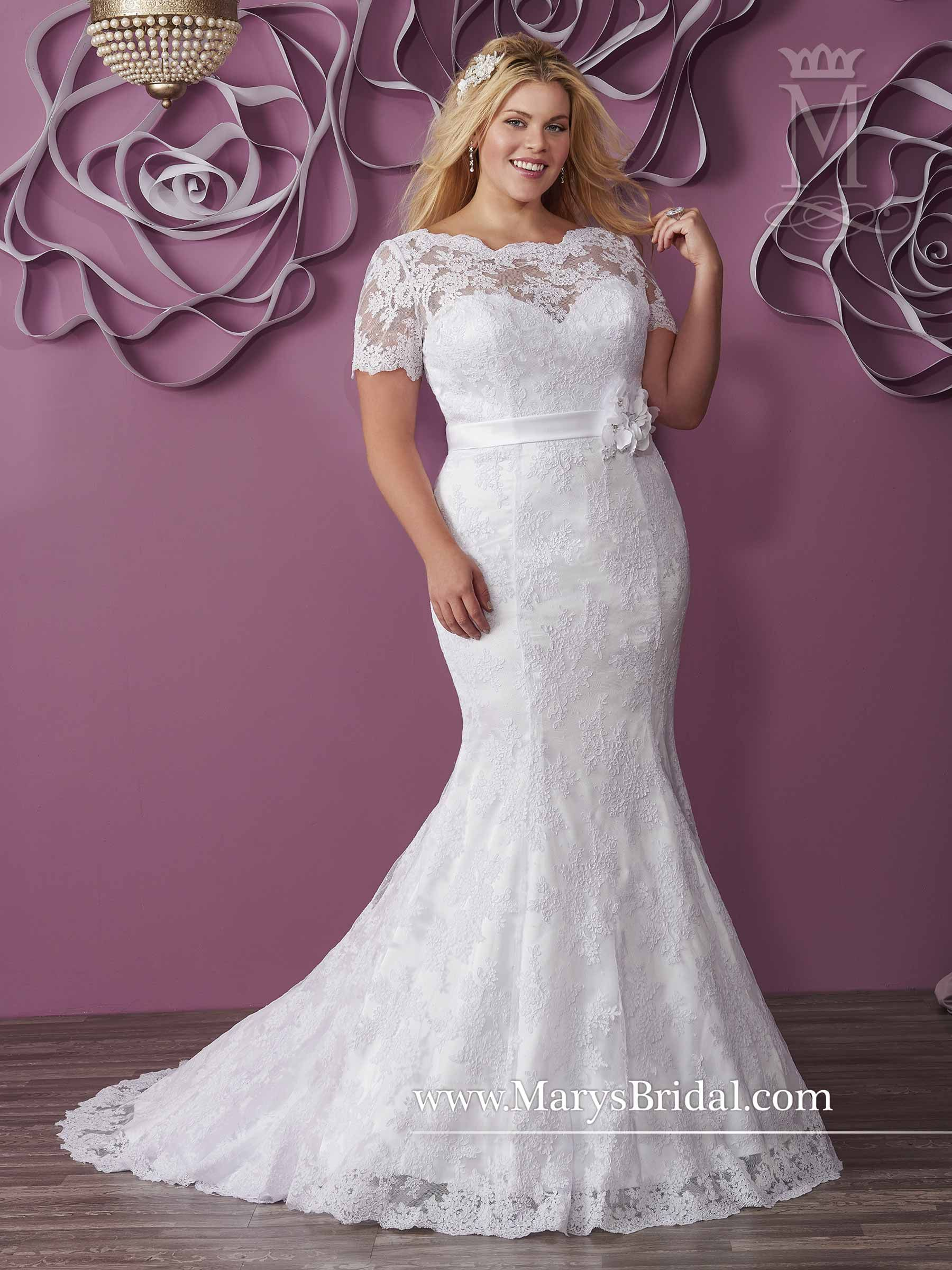 Bridal Gowns - Couture d\'Amour - Style: 6325 by Mary\'s Bridal Gowns ...