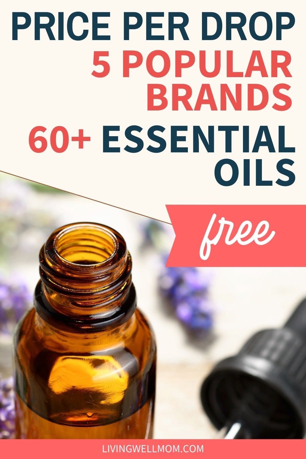 Mom Over 60 Christmas 2020 Essential Oil Price Per Drop in 2020 | Essential oil prices