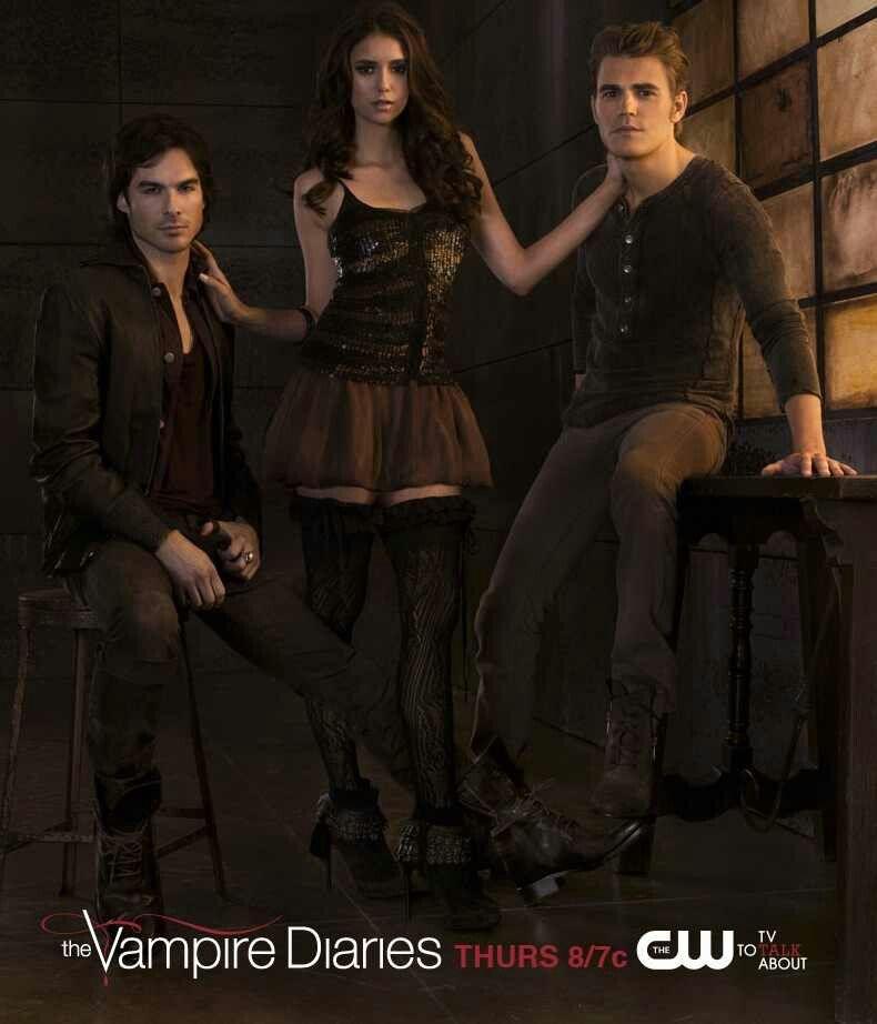 The Vampire Diaries The Vampire Diaries Vampire Diaries