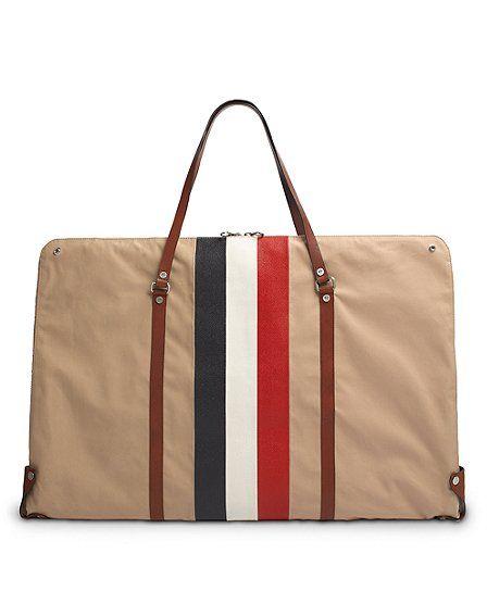 Macintosh Convertible Garment Bag - Brooks Brothers