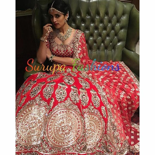 """great vancouver wedding Beautiful Design """"Surupa Group""""for more details contact or WhatsApp no+919831775535 for more dress go through this link http://ift.tt/206aABN mail us at enquiry-surupafashions@hotmail.com. #Surupafashions#, #Bridalcollections # #suit #LEHENGAS #londonfashion #indianweddinginspiration #Lekmefashionweek #bridal #suit # fashion # worldfashionshow #INDIACOUTURE #vancouvefashion #Model #Modeling #Fashion #Photoshoot #Indian #punjabi #Desi #Heritage by @surupafashions ..."""
