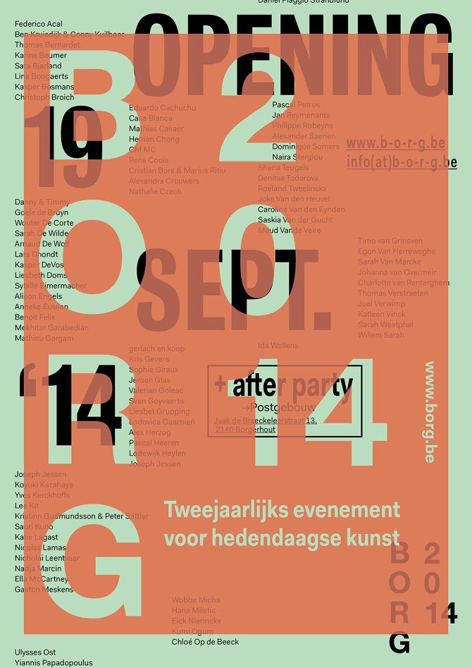 G Maxim Leurentop Borg Via Cargo Gallery Layout Di Tipografia Tipografia Graphic Design Design Tipografico