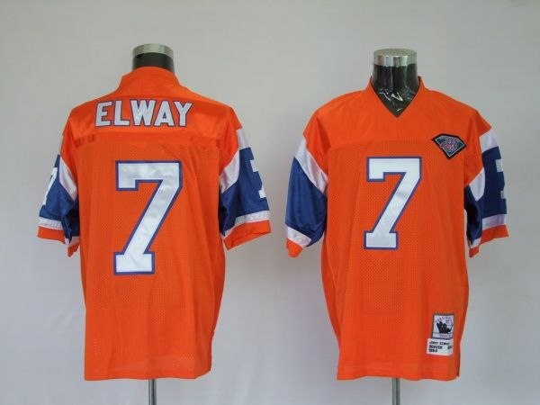 Cardinals Patrick Peterson jersey Mitchel   Ness Broncos John Elway Orange  With 75 Anniversary Patch Stitched Throwback NFL Jersey 1b4c14a0b