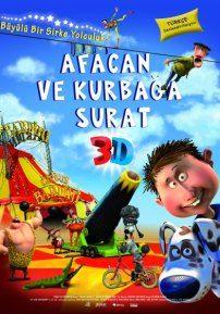 Afacan ve Kurbaga Surat Türkçe Dublaj HD izle