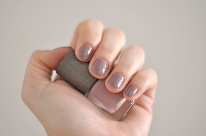 "Favori Vernis taupe ""Nymphe"" vegan naturel BOHO http://www.ayanature.com  FA08"
