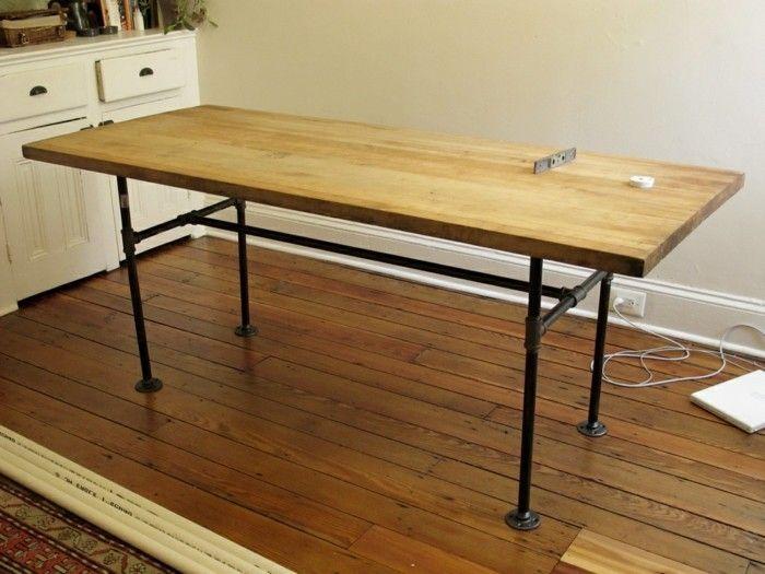 Tisch Selber Bauen Eine Idee Zum Thema
