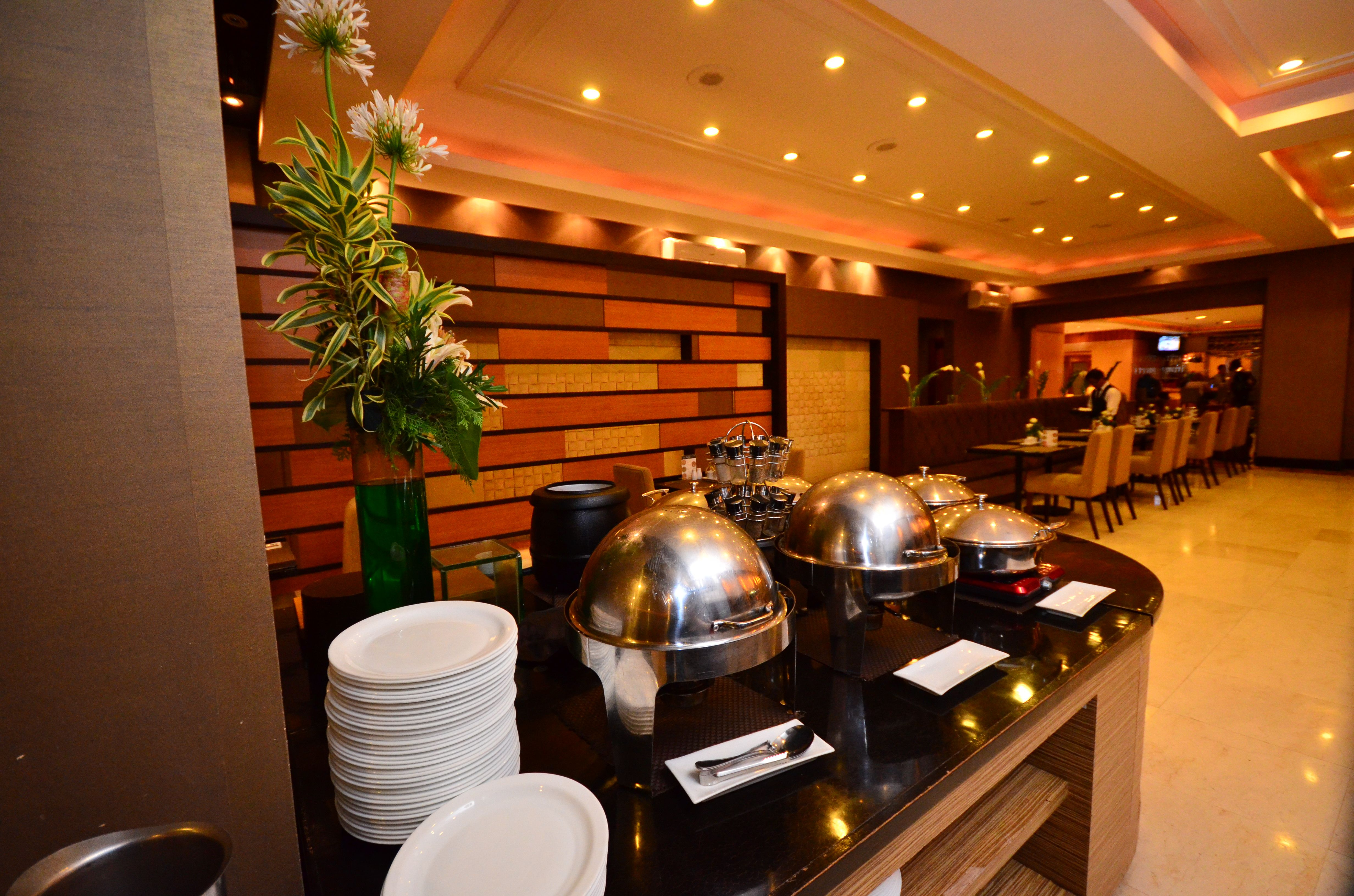 Savor every delectable meals offered by Cafe Miranda.