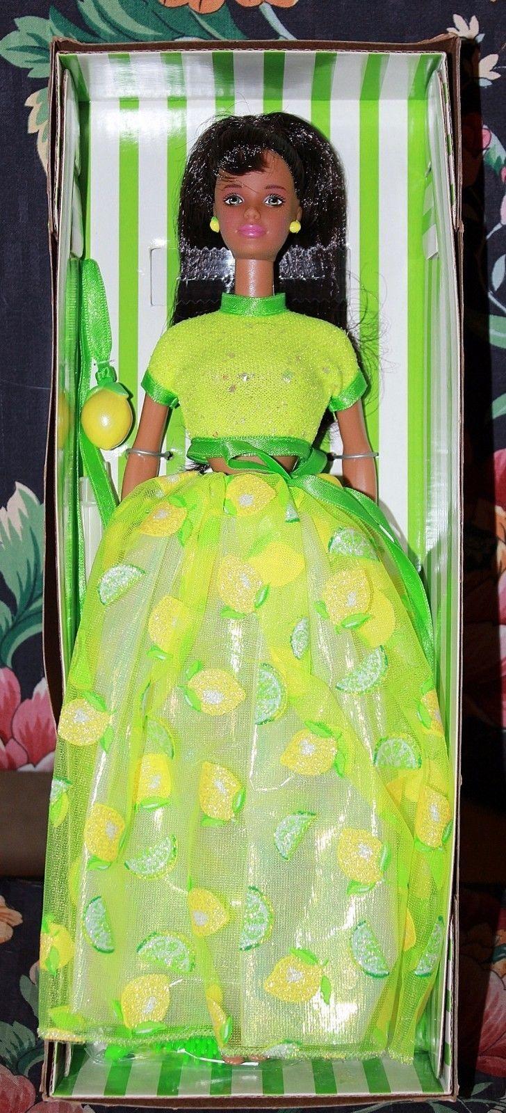 Barbie Lemon Lime Sorbet Mattel Avon Exclusive 1998