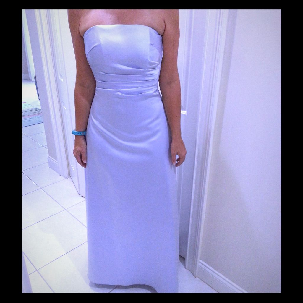 Beautiful light purple prom dress size light purple and products