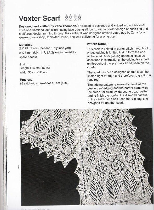 Legacy of Shetland Lace.   Shetland pitsineuleet   Pinterest   Abeja ...