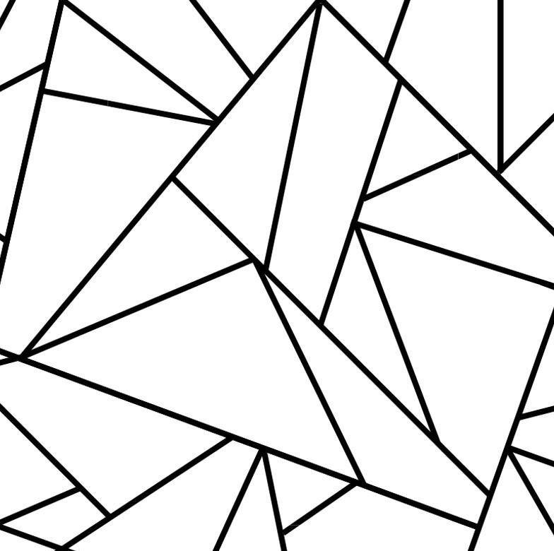 Origami 24 L X 25 W Geometric Peel And Stick Wallpaper Roll Geometric Wallpaper Wallpaper Roll Geometric