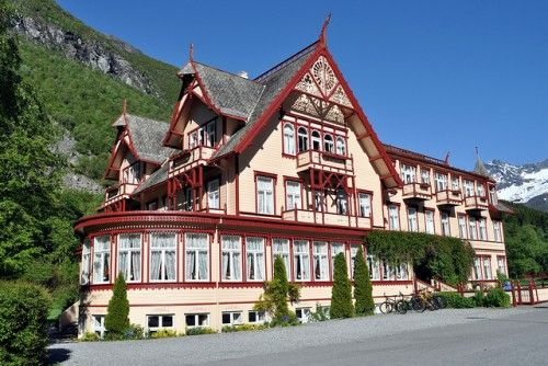 Historic Hotels Of Norway A Journey Back In Time Photo Hotel Union Øye