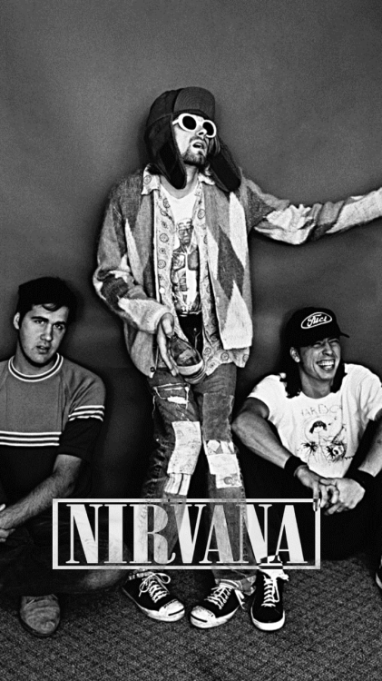 Image result for nirvana iphone wallpaper tumblr Nirvana