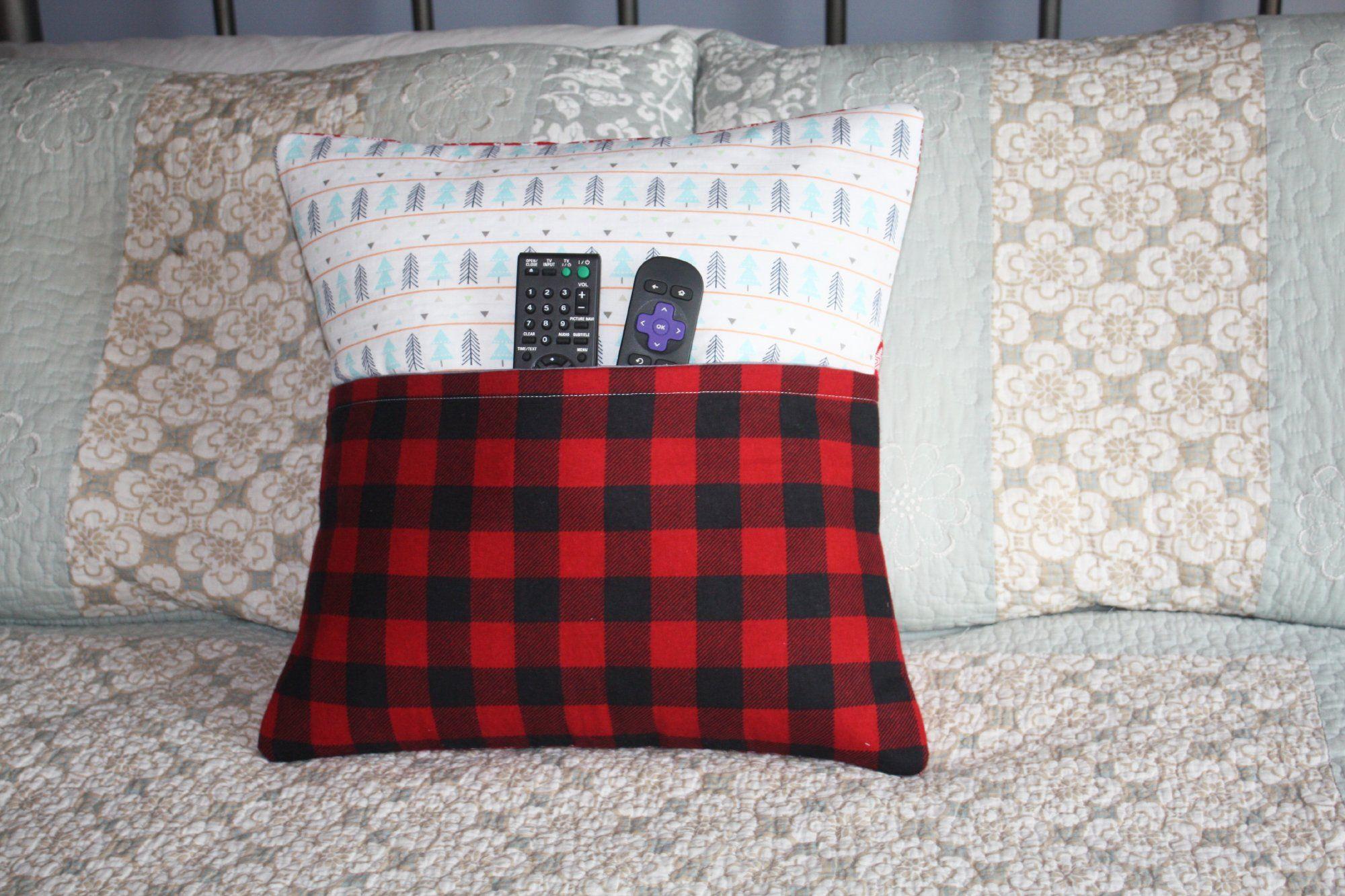Christmas Pillows Christmas Plaid