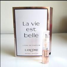 Lancome La Vie Est Belle In Sample Size La Vie Est Belle Lancome La Vie