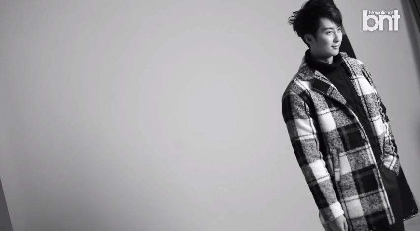 awesome Hyung Jun – BNT News Photo Shooting