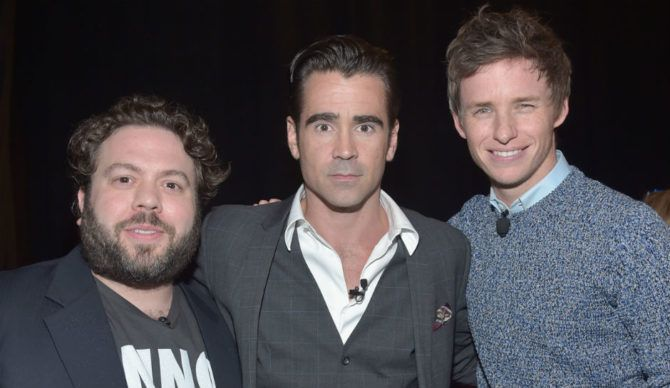 Fantastic Beasts and Where to Find Them, Fantastic Beasts cast, Colin Farrell, Eddie Redmayne, Dan Fogler