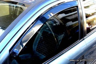 Το απαραίτητο αξεσουάρ για να οδηγείτε με τα παράθυρα ανοιχτά χωρίς το πρόβλημα της εισχώρησης ρευμάτων αέρα με ορμή, ο οποίος εκτός από ενοχλητικός μπορεί να μας δημιουργήσει προβλήματα ψύξης στον αυχένα από τα ρεύματα αυτά. Βοηθάει στην ανακύκλωση του α