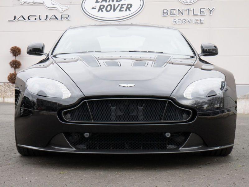 New Car. Old Car: Aston Martin V12 Vantage S