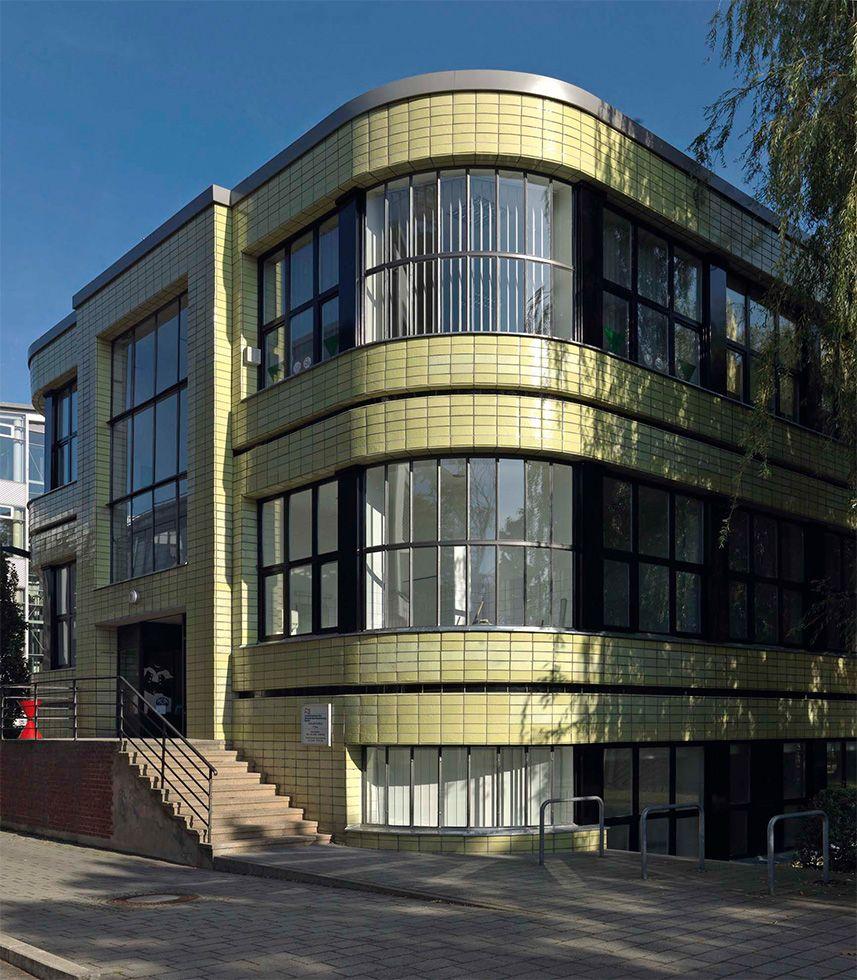 Villa Architecturedesign: Abrahamsohn Factory, Berlin, Germany (1929)