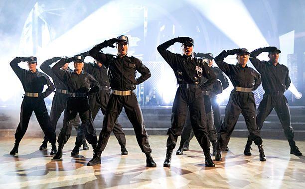 "Tamar & Val Jazz Famous Dances Night ""Rhythm Nation"" Janet Jackson"
