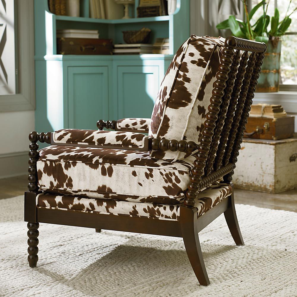 Pippa Accent Chair Spool chair Furniture ideas and Living rooms