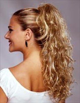 Coiffures cheveux longs – 38 – Pour cheveux Longs et Bouclés – Une ...