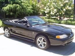 Mustang Cobra Mustang Convertible Mustang Cobra Mustang