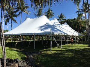 white tent - Big Island Tents .bigislandtents.com & white tent - Big Island Tents www.bigislandtents.com | Tenting ...