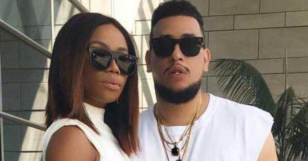 AKA and Bonang Matheba are over as the rapper announces their breakup on Twitter