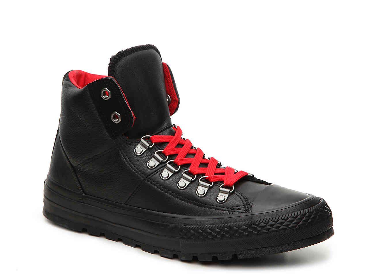 Chuck Taylor All Star Street Hiker High Top Sneaker Boot