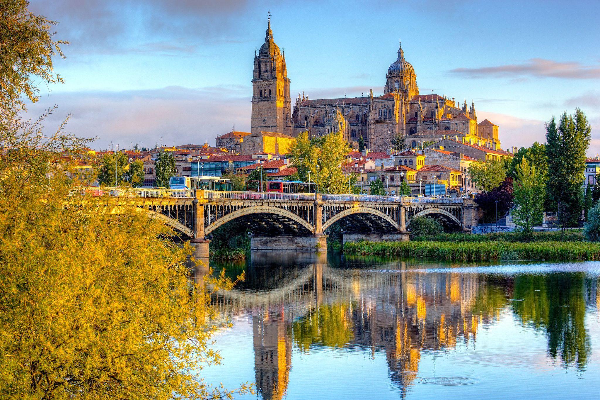 Our #Blog: #OffTheBeatenPath In Salamanca http://oleganatravelboutique.com/off-the-beaten-path-in-spain-salamanca/?utm_content=buffer0ec13&utm_medium=social&utm_source=pinterest.com&utm_campaign=buffer #vacationwithotb #spain #salamanca #europe #honeymoon #travelbug #vacation