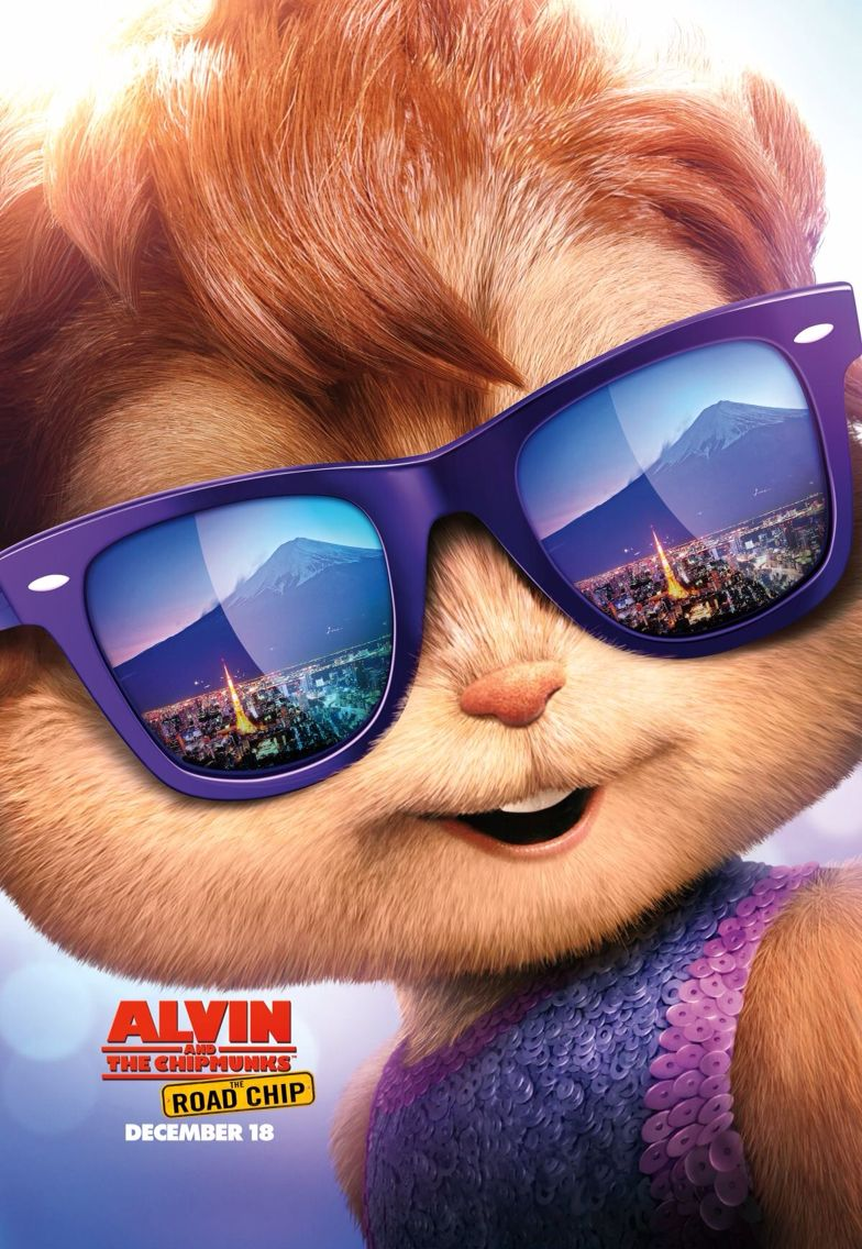 Jeanatte hittin up Tokyo | Alvin and the Chipmunks (Bagdasarian ...