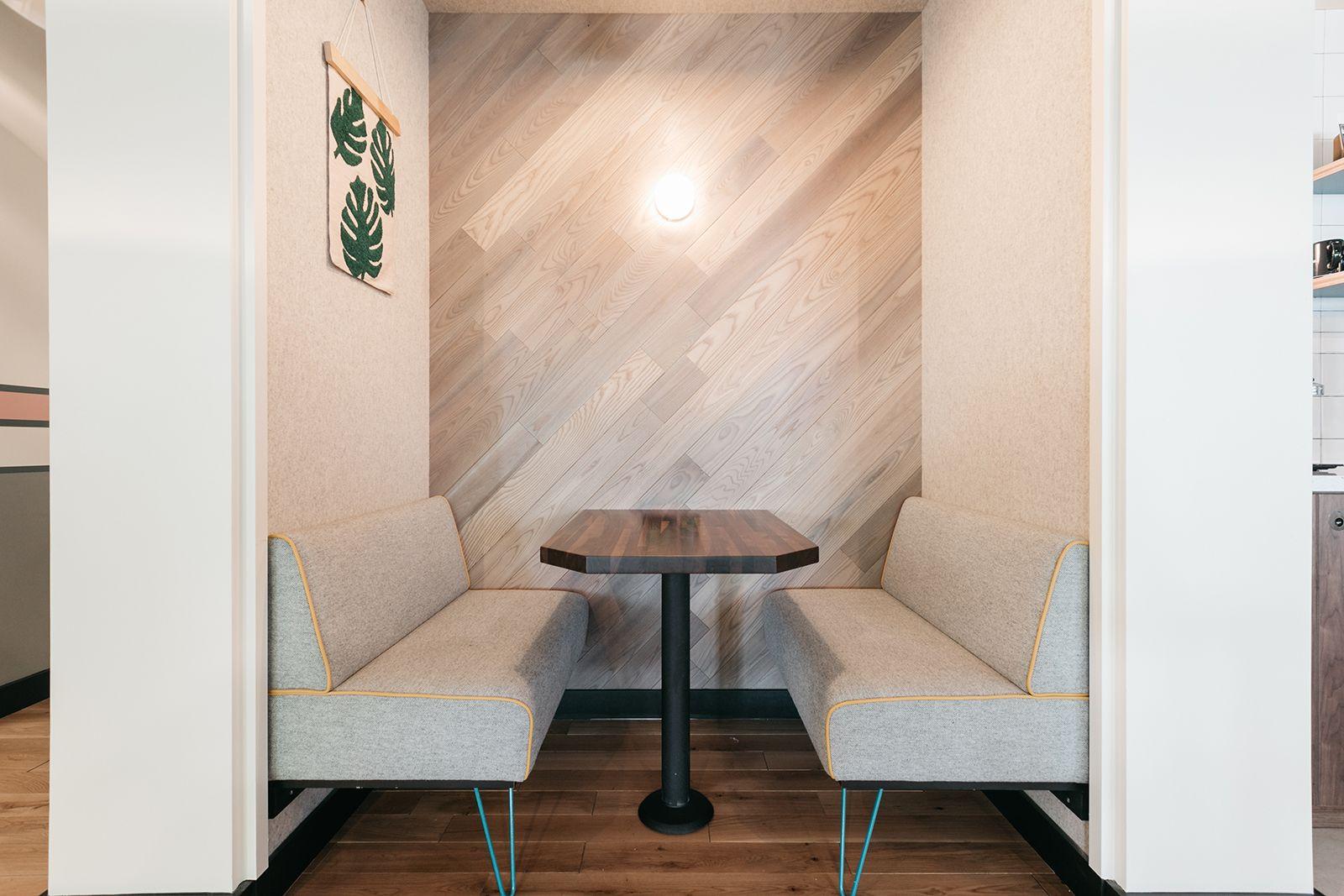 A Peek Inside WeWork La Brea Office Spaces Los