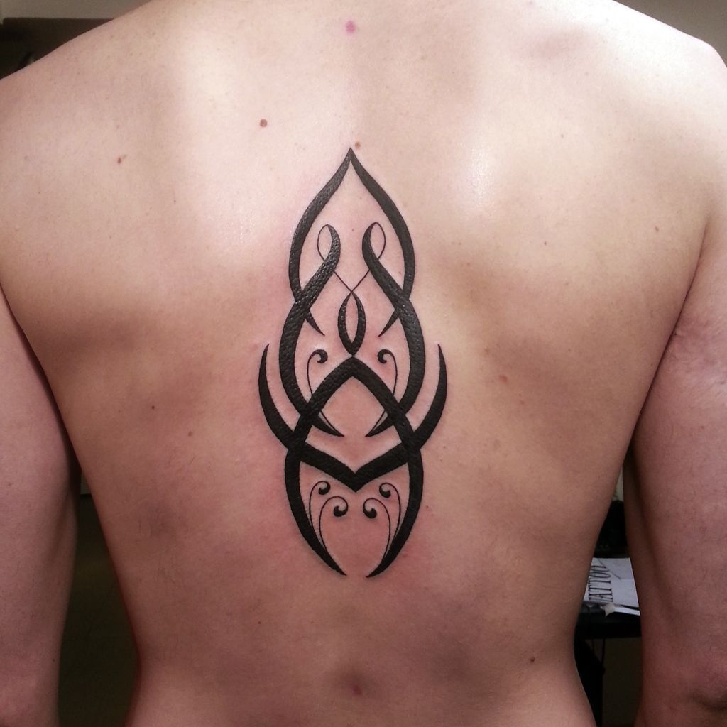 Sorce: http://springtattoo.com ------ text tattoo #text #tattoo I want this under my cross tattoo on my spine. Would look so cool!