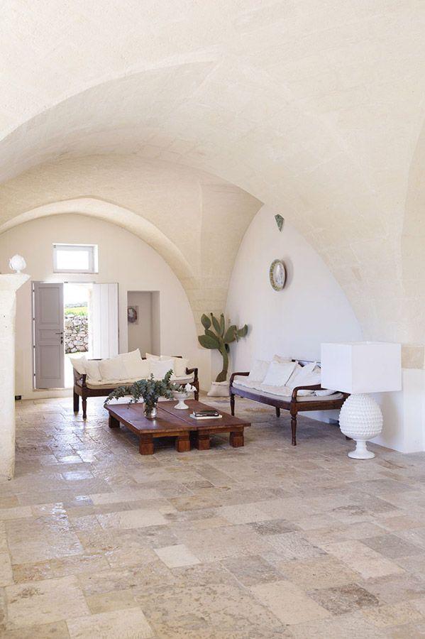 Luxury Showcase For Living Room Royal Art Deco: Case Vacanza: Masseria In Puglia