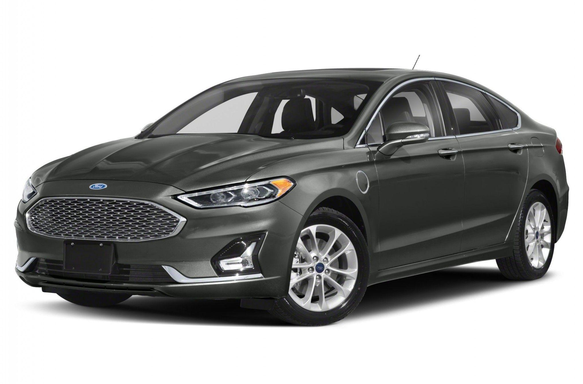 2020 Ford Fusion Energi Performance Ford fusion energi