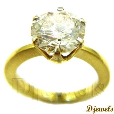 Diamond Ladies Ring in Hallmarked Gold [Rs    230,017]