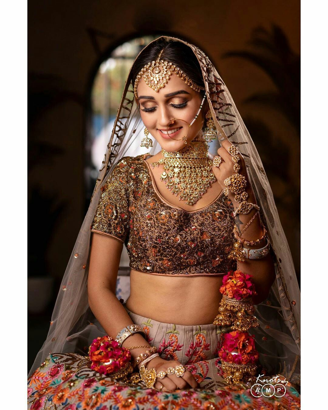 Pin by Tikli on Bridal Indian bridal photos, Wedding