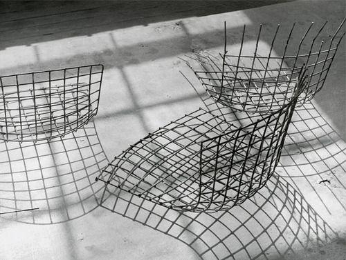 Harry Bertoia - Diamond Chair - Knoll - 1952